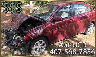 auto cash for crashed used car orlando